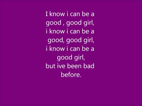 Alexis Jordan-good girl*with lyrics