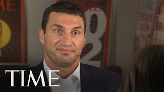 10 Questions For Wladimir Klitschko