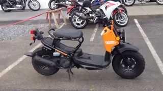 7. USED INVENTORY @ Frontline Eurosports: 2011 Honda Ruckus NPS50 Scooter