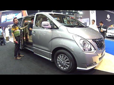 Hyundai new starex снимок