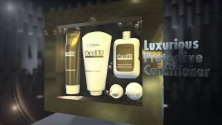 L'Oreal Excell10 Commercial