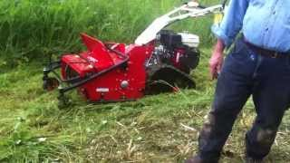 Orec Flail Mower   Tracked   Demonstration then Discussion