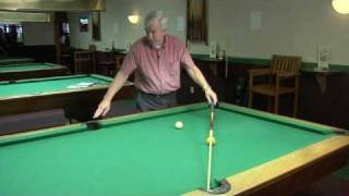 How To Play Billiards : How To Bank A Shot In Pool