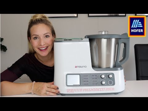 Küchenmaschine mit WLAN Funktion I MamaBirdie