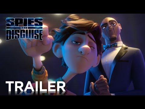 Spies in Disguise | Official Trailer 3 [HD] | Blue Sky Studios