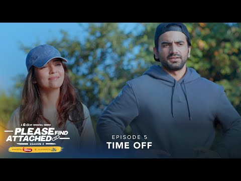 Dice Media | Please Find Attached | Web Series | S02E05 | Time Off ft. Barkha Singh & Ayush Mehra
