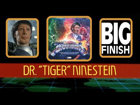 Terrahawks - Dr Tiger Ninestein - Could This Be The End Of Tiger?