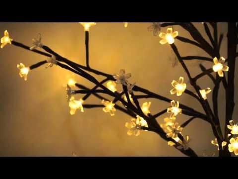 JAGO LED Lichterbaum in 3 Größen LCHTB02