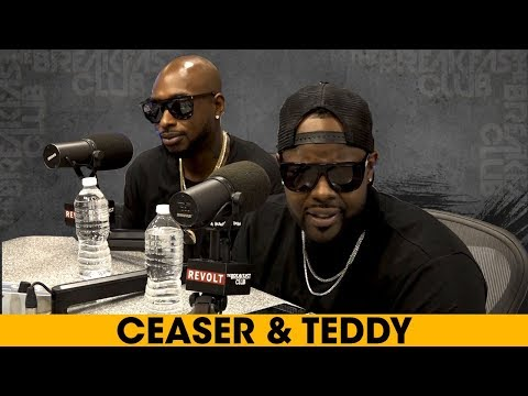 Ceaser & Teddy Of Black Ink Crew Talk New Shops, Toxic Relationships, Growth + More