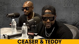 Video Ceaser & Teddy Of Black Ink Crew Talk New Shops, Toxic Relationships, Growth + More MP3, 3GP, MP4, WEBM, AVI, FLV Oktober 2018