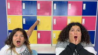 Video Don't Open the Wrong Locker Slime Challenge 2 MP3, 3GP, MP4, WEBM, AVI, FLV Juni 2019
