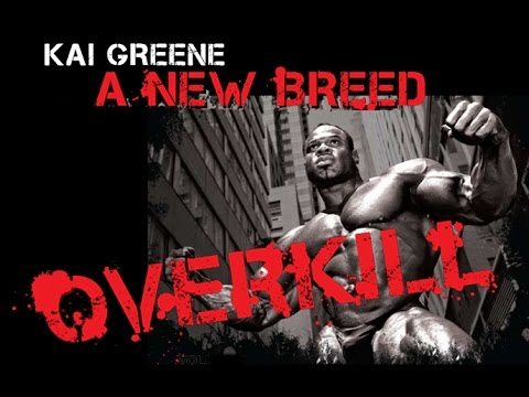 Kai Greene: OVERKILL (full documentary)