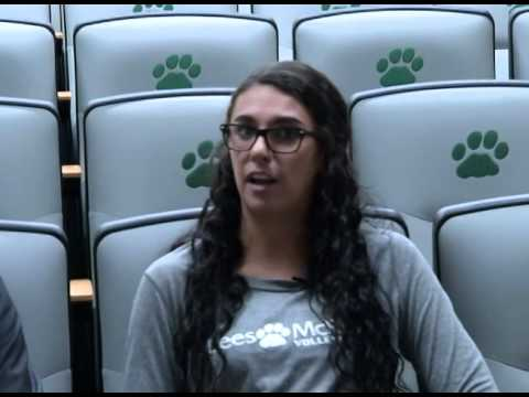 Lees-McRae College This Week In Bobcat Athletics Episode 12