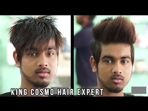 Mens hairstyles - BEST Spring/Summer Men's Hair Trends 2018 How to Use a Blow Dryer/ Mens Hair by king cosmo