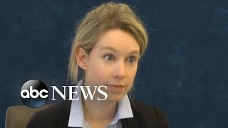 Video Ex-Theranos CEO Elizabeth Holmes says 'I don't know' 600+ times in depo tapes: Nightline Part 2/2 MP3, 3GP, MP4, WEBM, AVI, FLV September 2019