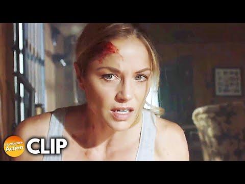 "ARMY OF ONE (2020) NEW Clip ""Flashing Back"" | Ellen Hollman Action Thriller"
