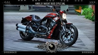 8. H-D Night Rod Special Test Ride