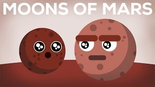 Mars - Moons