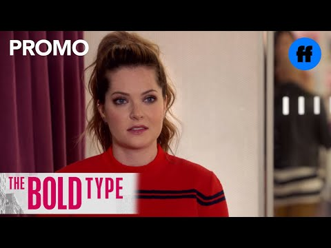 The Bold Type Season 1 (Character Promo 'Sutton')