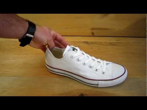 Zunanjost superg Converse All Star OX