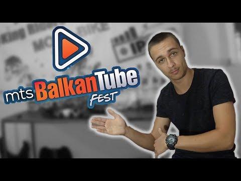 Par reci o projektu / Vidimo se na BALKAN TUBE FEST-u!! (видео)
