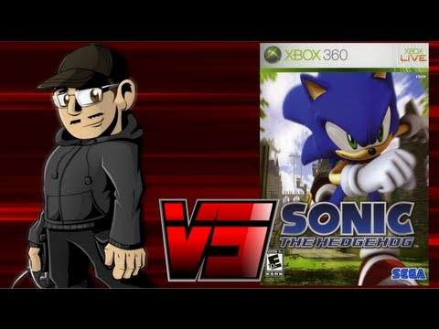 johnny - This is it, folks. The end of the Sonic Marathon has arrived, and yeowzas, it's the longest review of them all! Seriously, I don't think I'll ever make a rev...