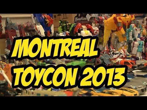Montreal ToyCon 2013