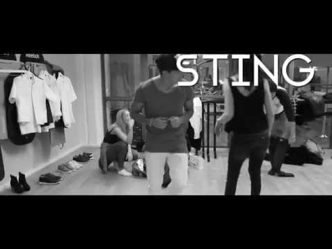 Sting (Lyric Video)