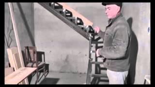 Часть 4. Начинаем обшивку лестницы деревом.