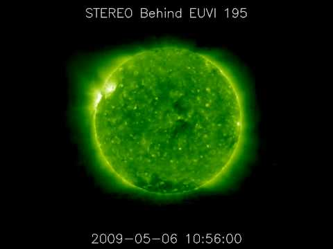 First Major Flare of Solar Cycle_Best sun videos ever