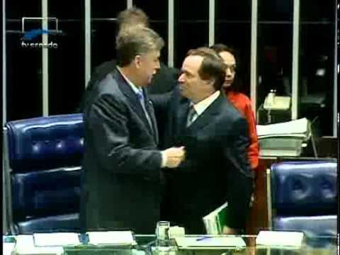 Toma posse primeiro senador do PPL - João Costa (Tocantins)