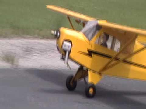 Nitroplanes J3 Cub 120