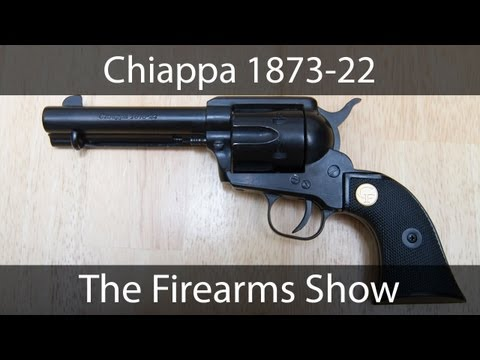 Chiappa 1873 – 22 Single Action Revolver Review