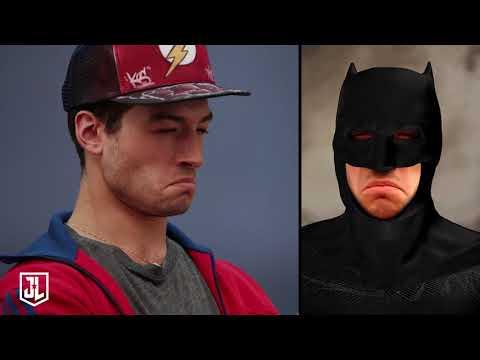 Justice League - Facebook Masks Ezra (ซับไทย)