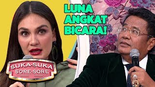 Video Dipancing Hotman Paris, Luna Maya Jawab Kapan Putus Dari Reino - Suka Suka Sore (11/3) MP3, 3GP, MP4, WEBM, AVI, FLV April 2019