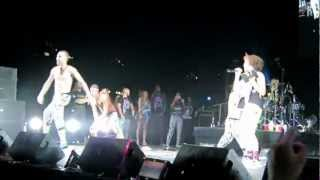 LMFAO Live In Hong Kong 2012 -  Sexy And I Know It
