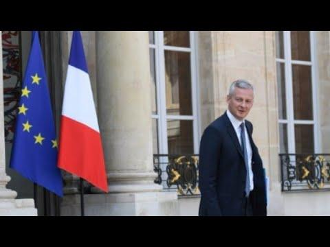 العرب اليوم - شاهد: وزير الاقتصاد الإيطالي يلغي لقاء مع نظيره الفرنسي