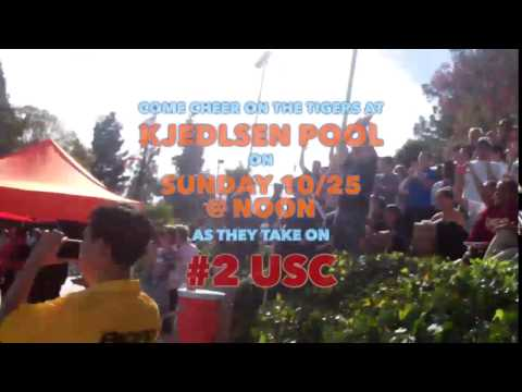 PROMO: #4 Men's Water Polo vs. #2 USC