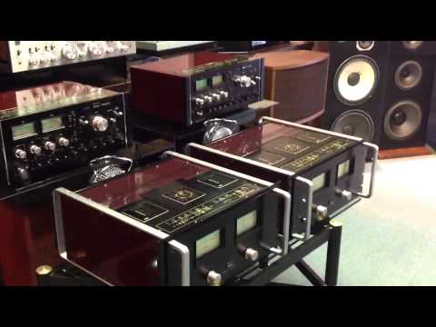 vintage Hifi - This is a fresh recording for those who saw my old videos. This is one of my audio systems and my favorite, my Vintage Sansui Definition series setup. It pri...