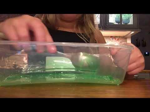Hur man gör slime med tvål