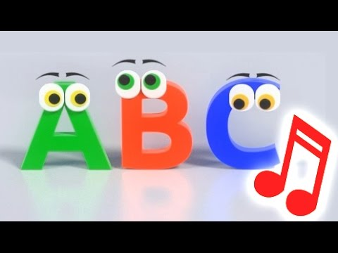 ♫ ABC Alphabet Song - Now I Know My ABC's - Binkie TV Song ♫