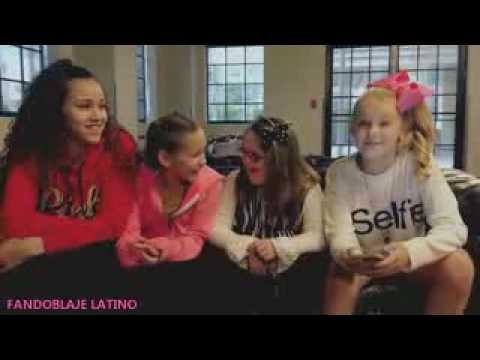 Jojo Siwa Out MattyB's Number! (En Español Latino)