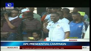 APC Presidential Rally Ibadan Part 2