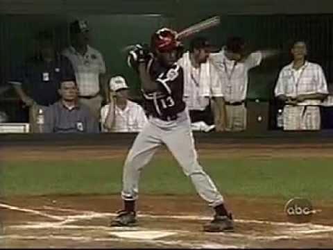 Jurickson Profar in The 2004 Little League World Series Championship Game
