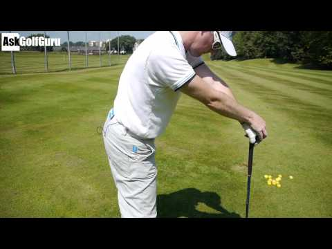 How To Start Your Downswing Golf Lesson