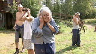 H  R Slaktas Den F  Rsta Grisen I Farmen 2015   Farmen  Tv4