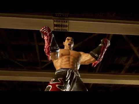 Tekken tag tournament 2 : Trailer présenté au tougeki