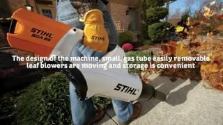 5. Stihl BGA 85 Battery powered Handheld Leaf Blower Review