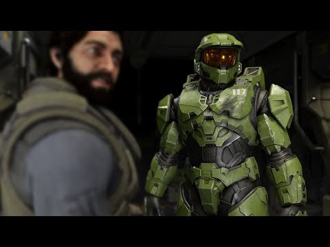 Halo Infinite Campaign Trailer Breakdown - Zeta Halo Battle, Master Chief's Gen3 Armor + More!