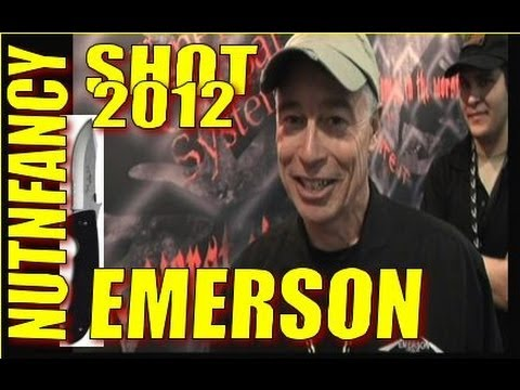 Emerson - This video will probably boot Emerson sales by 300% and it turned out awesome on on many levels. That's because you will get rare insight on the man behind t...